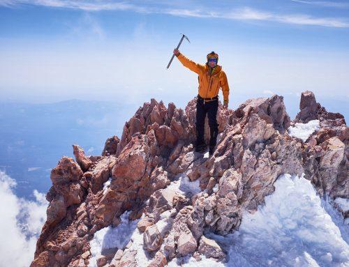 Mount Shasta Summit